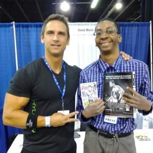 Joshua Conner and David Morin
