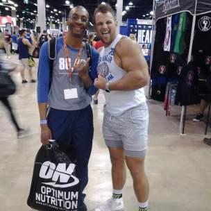 Joshua Conner and Eric Jainkini