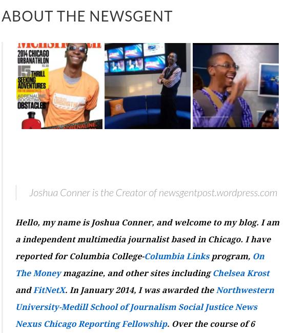 Joshua Conner Newsgentpost